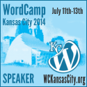 I'm Speaker at WordCamp Kansas City 2014