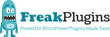 FreakPlugins - 2014 WordCamp Kansas City In-kind Sponsor