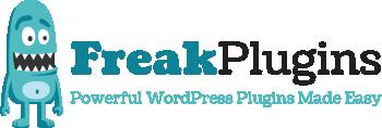FreakPlugins - 2014 WordCamp Kansas City In-kind Sponsor