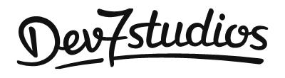 Dev7studios - - 2014 WordCamp Kansas City In-Kind Sponsor