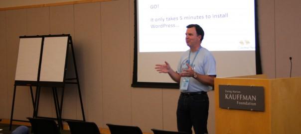 Jim Grant WordPress 101