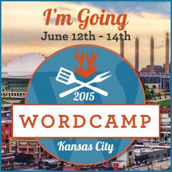 I'm Going to WordCamp Kansas City 2015
