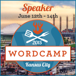 WordPress WordCamp 2015 Speaker - learn at wordpress wordcamp
