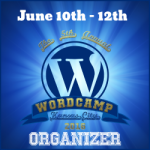 I was a WordCamp Kansas City 2016 Organizer