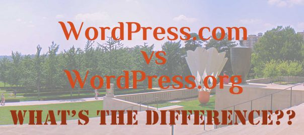 WordPress.com vs WordPress.org - learn the difference in this WordCamp video.