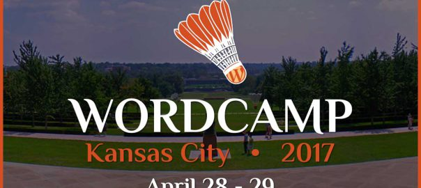 For information about WordCamp Kansas 2017, visit www.wordcampkc.com.