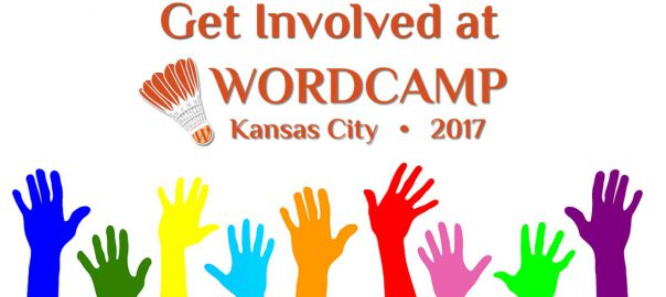 WordCamp KC 2017 needs volunteers! Find out how you can help contribute to the WordPress community.